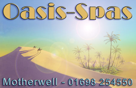 Oasis-Spas.co.uk Hot Tubs for Sale in Scotland
